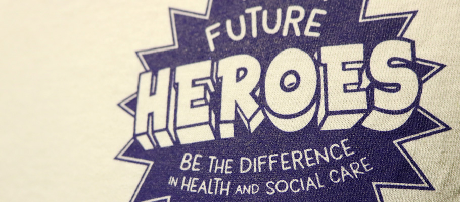 FUTURE HEROES FOR NHS CAREERS EXPO